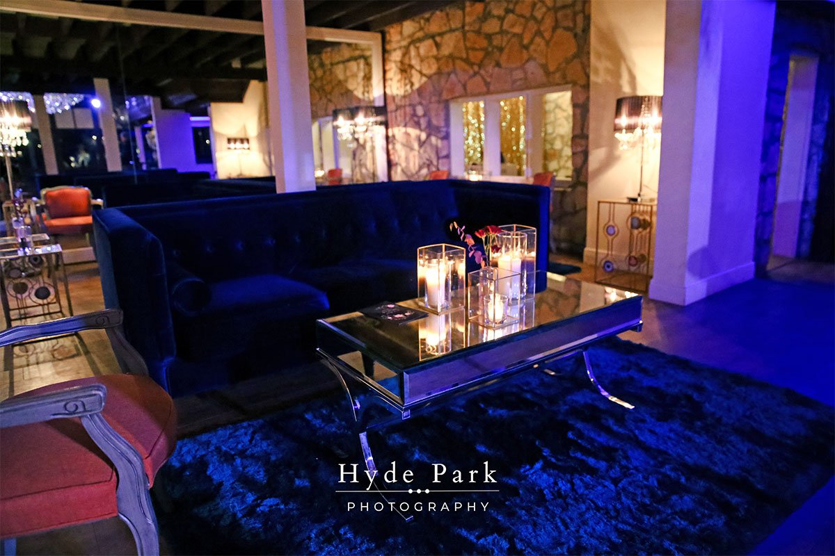 Relax in the Lounge Areas at The Vista On Seward Hill